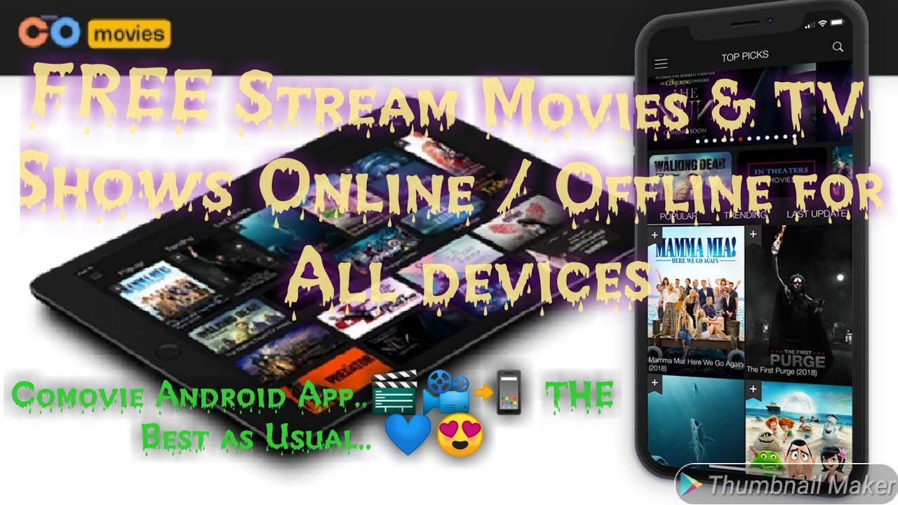 stream movies on android free