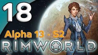 Rimworld Alpha 13 - 18. Bedrooms and Barns - Let's Play Rimworld Gameplay