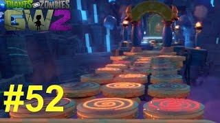 TRIAL OF HOT DOOM (Trials of Gnomus) - Plants vs Zombies Garden Warfare 2 - Gameplay Part 52