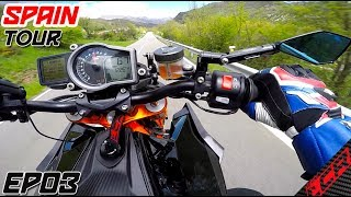 Twisties and Wheelies | Tuono VS Super Duke R Tour