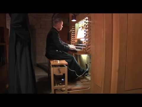 Fr. Ralph Greis OSB/ Cesar Frank  Prelude, fugue and variation  in b minor op.18