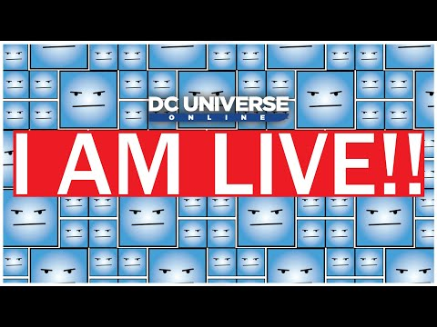 DCUO: Gotham City Zoo Elite (Live Steam)