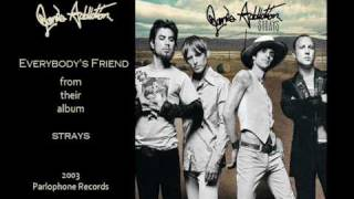 Watch Janes Addiction Everybodys Friend video