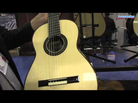 Cordoba Master Series Overview - Sweetwater At Winter NAMM 2014