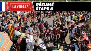 Résumé - Étape 6 - La Vuelta 2017