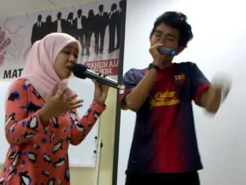 EVA ALIF feat REZA DENGER SUARANYA BIKIN MERINDING