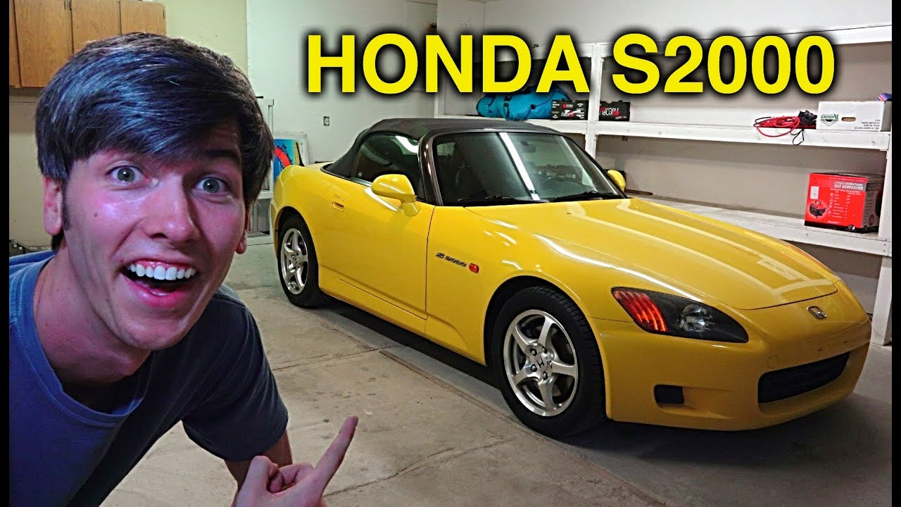 i bought a honda s2000 and it 39 s amazing youtube. Black Bedroom Furniture Sets. Home Design Ideas