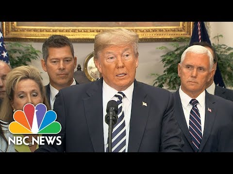 President Donald Trump's Statement On Cancellation Of North Korea Summit (Full) | NBC News