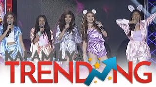 "ASAP BFF5 performs ""Black Magic"""