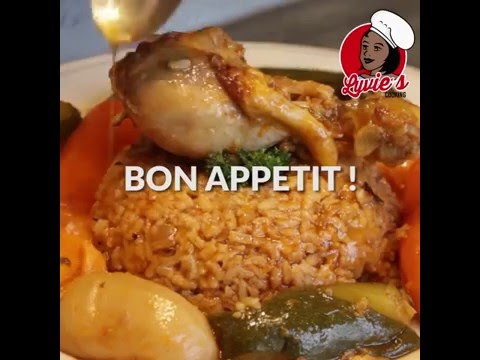 Tiep bou guinar tiep au poulet african food for Cuisine africaine