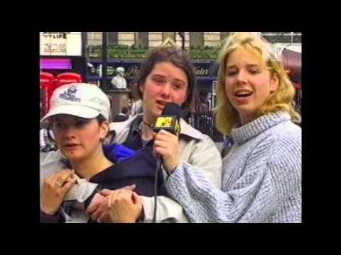 MTV Request Michael Jackson Day Fan Around Europe 1997