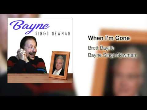 When I'm Gone (Randy Newman Cover)