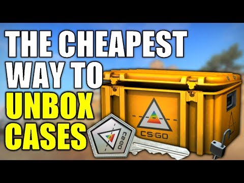 How To Get The BEST ODDS When UNBOXING CASES | TDM_Heyzeus