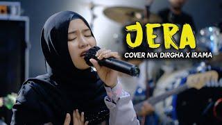 Jera - Riza Umami (Cover Nia Dirgha x Irama) | #LiveRecording