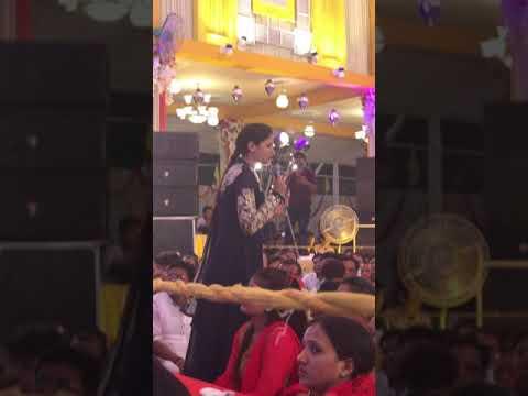 Reshmi Sharma Bhajan Roti Huee Ankhon Ko Mere Shyam Hansate Hai