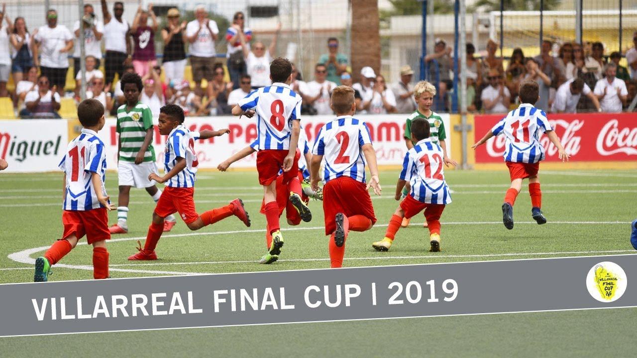 Fase final Villarreal Final Cup | 2019