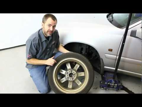IPD Volvo - Wheel Installation and Removal