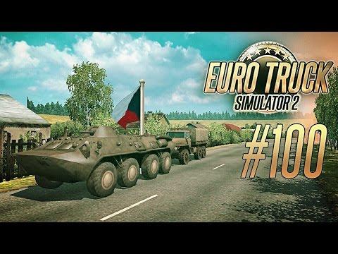 Euro Truck Simulator 2 [#100] - Донецк. Луганск