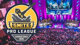 SMITE Summer Finals - Watch LIVE July 25th - July 29th