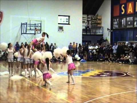 Cheerleading: University of Economics Bratislava