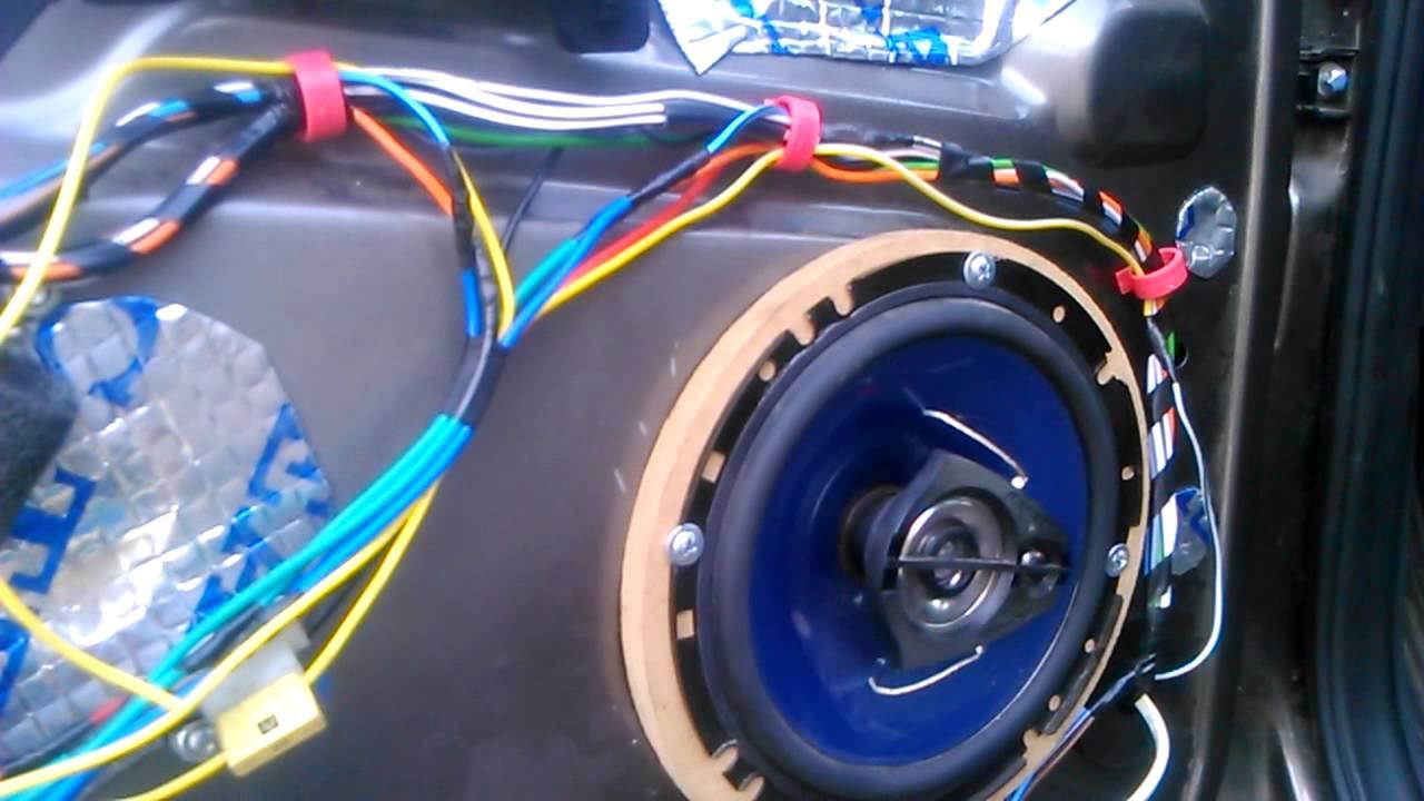 Установка модуля управления стеклоподъёмниками Cenmax AS2 на Лада Гранта комплектации норма