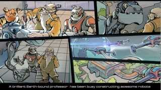Magnet Boy game Official trailer