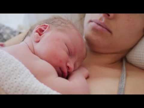 Natural Home Birth Vlog