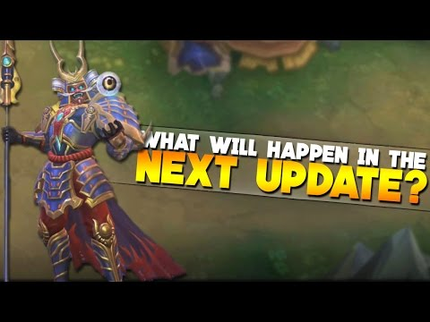 Mobile Legends Everything About The Next Update!