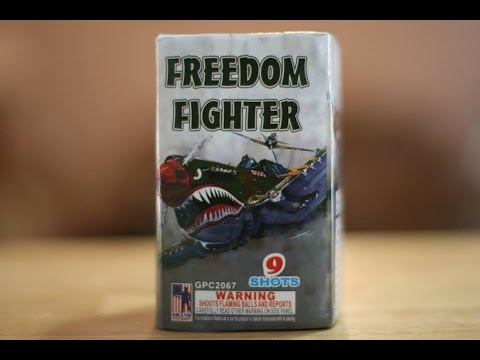 Grand Patriot Fireworks - Freedom Fighters 3 of 4