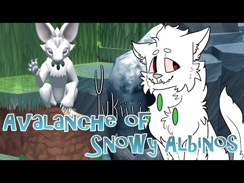 Niche: Legend Hunters - Episode #4 - Avalanche of Albinos?! 🐾 • Finished Livestream •