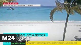 Как выглядят пляжи мира в дни самоизоляции? - Москва 24