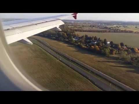 Посадка в Берлине (Аэрофлот). (20151010 175109)