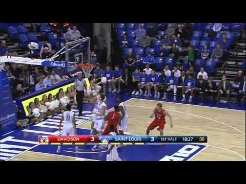 Brian Sullivan 2015-16 Highlights - Davidson College