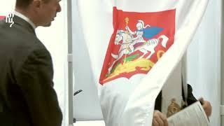 Патриарх Кирилл о выборах Президента РФ в День выборов.