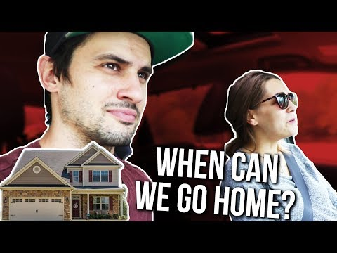 HURRICANE FLORENCE UPDATE! | WHEN CAN WE GO HOME?