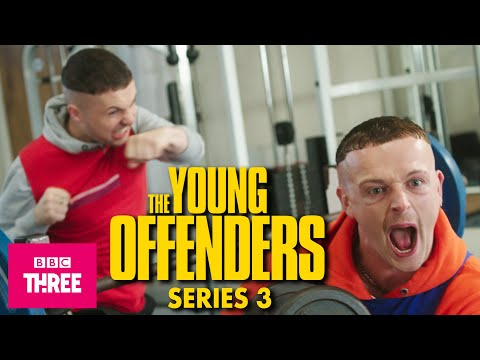 Classic Boxing Training Montage   The Young Offenders