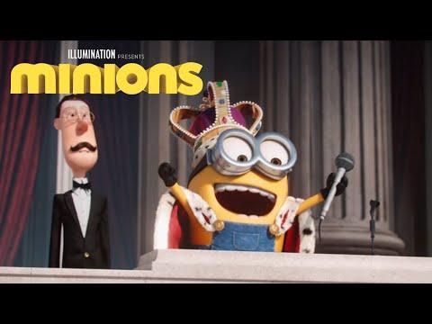 Minions His Majesty Minion Hd Illumination Lustige Minions