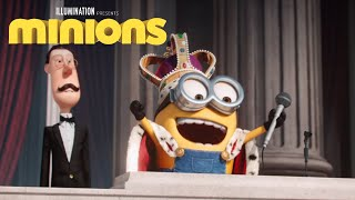 Minions - His Majesty Minion (HD) - Illumination