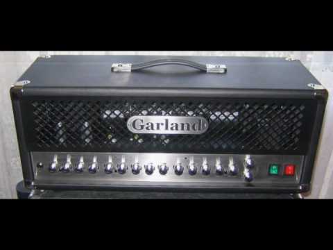 Garland tube amps, preamps and pedals
