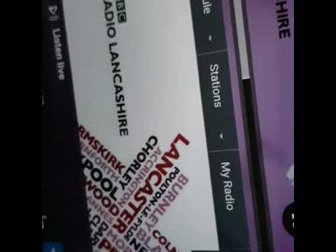 MeLeon live on BBC radio Lancashire