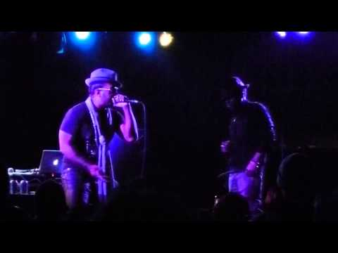 Camp Lo - Coolie High (HD) - Live at Knitting Factory Brooklyn on 11-28-12