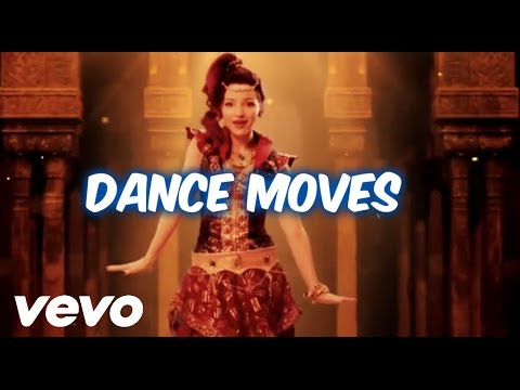 "Disney Descendants - ""Genie in a Bottle"" Dance Moves"