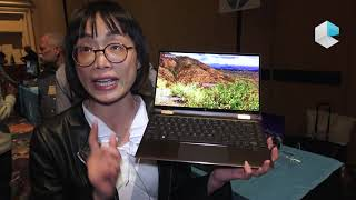 HP Spectre X360 13 with Intel Core 10gen Ice Lake