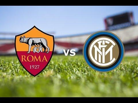 ROMA Inter   Diretta LIVE (Serie A)
