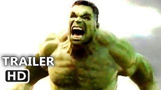 "THOR RAGNAROK ""Hulk VS Loki"" NEW Trailer (2017) Thor 3, Blockbuster Movie HD"