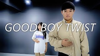 Jannabi Good Boy Twist Woogie Choreography