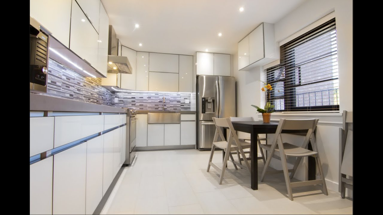 NYC Apartment Total Renovation - YouTube