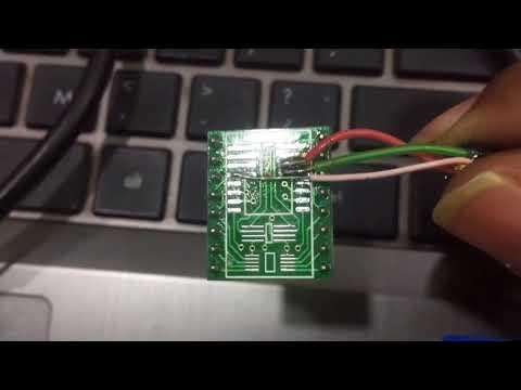 How To Take Backup Of Lcd/Led and Create Cable For VGA via Svod2 #Aditya11ttt & #SatishBhai