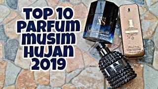 TOP 10 Parfum Musim Hujan 2019