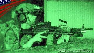 【精鋭部隊】米陸軍レンジャーの夜間戦闘訓練